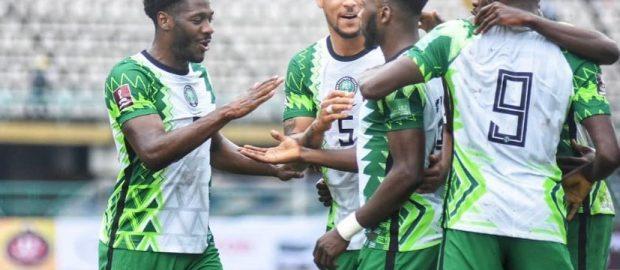 Iheanacho shoots Super Eagles to victory over Liberia