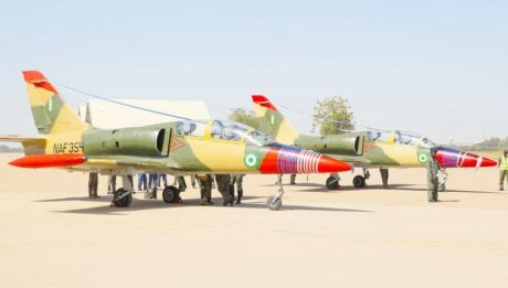 Nigerian Airforce takes responsibility for bombing of Yobe village
