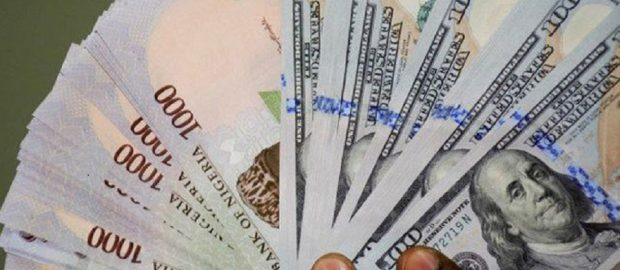 Naira in another record fall at black market