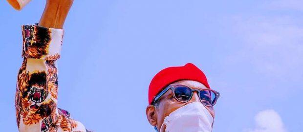Buhari - 'Igbos in charge of Nigeria's economy'