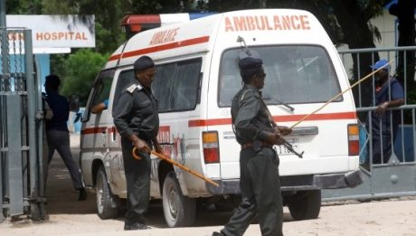 Civilians and soldiers killed in Mogadishu suicide attack