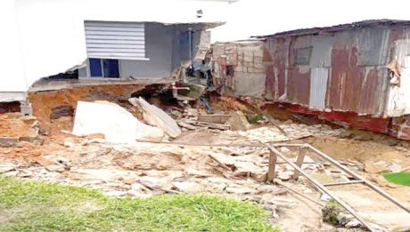 One dies, two injured in Rivers building collapse