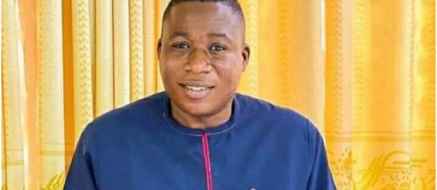 SSS charges two of Sunday Igboho's aides with terrorism