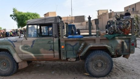 Several soldiers killed in central Mali attack