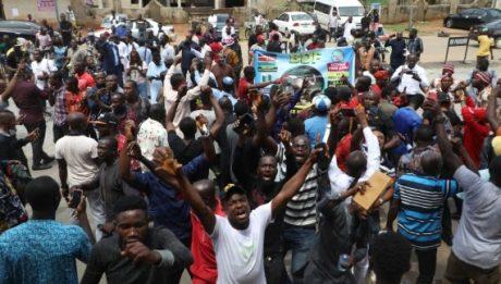 Nigerian separatist leader Kanu denies terrorism charges