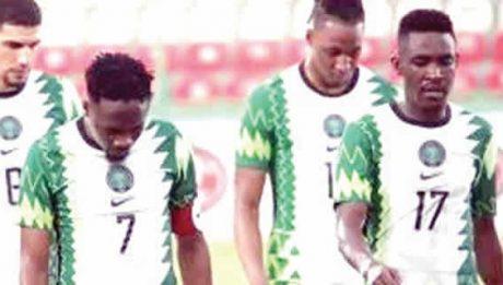 Lagos Fans Boo Eagles, Praise CAR Players