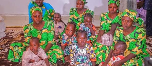 6 Girls Escape From Terrorists' Camp With 9 Children
