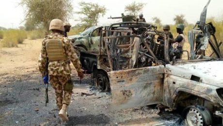 Security forces kill 10 bandits in Kaduna