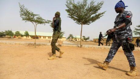 Gunmen raid Nigeria market, kill at least 20 people