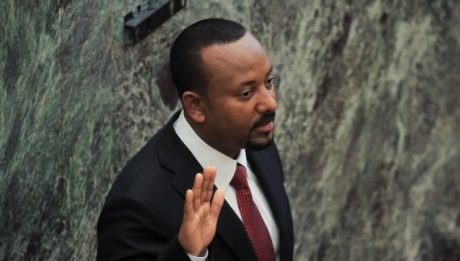 Ethiopia's Abiy Ahmed sworn in as PM for second five-year term