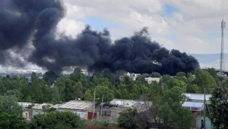 Ethiopia launches new air raids on Tigray region