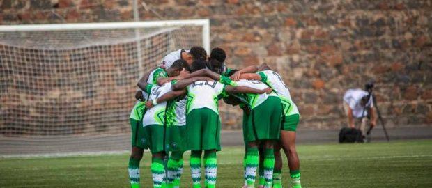 World Cup Qualifiers: CAR stun Nigeria's Super Eagles