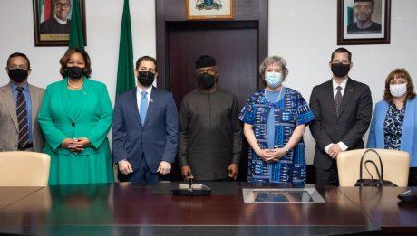 Nigeria hails U.S. return to global climate change agenda