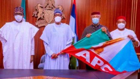 Anambra Deputy Governor Dumps APGA, Joins APC