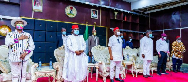 South-east governors vow to stop IPOB's sit-at-home order
