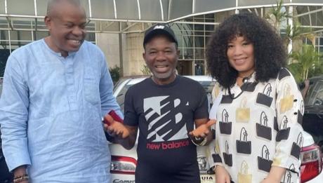 Actor Chiwetalu Agu freed by DSS